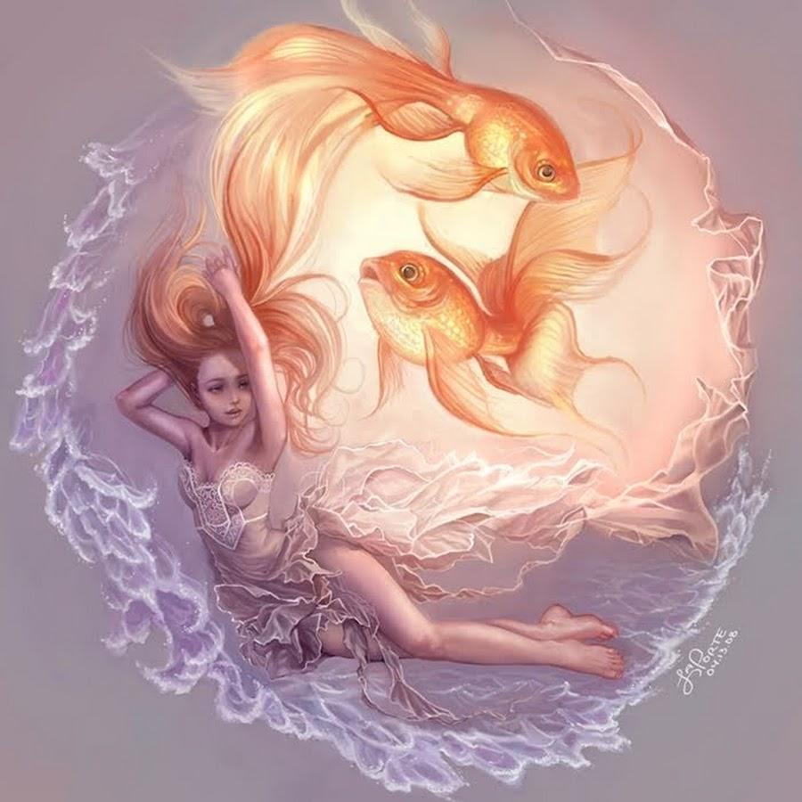 картинки фэнтези знаки зодиака рыбы такого размера поражают