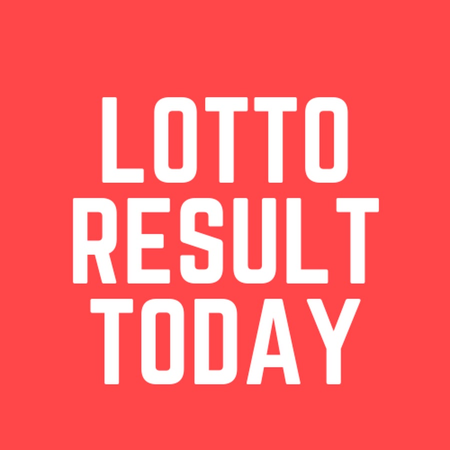 Lotto Result Today - YouTube