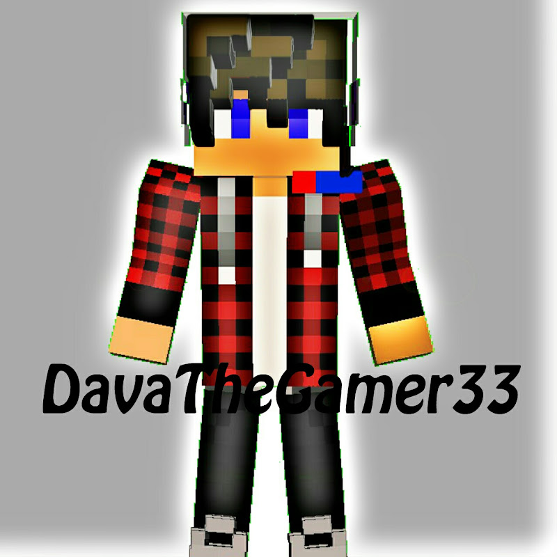 DavaTheGamer 33