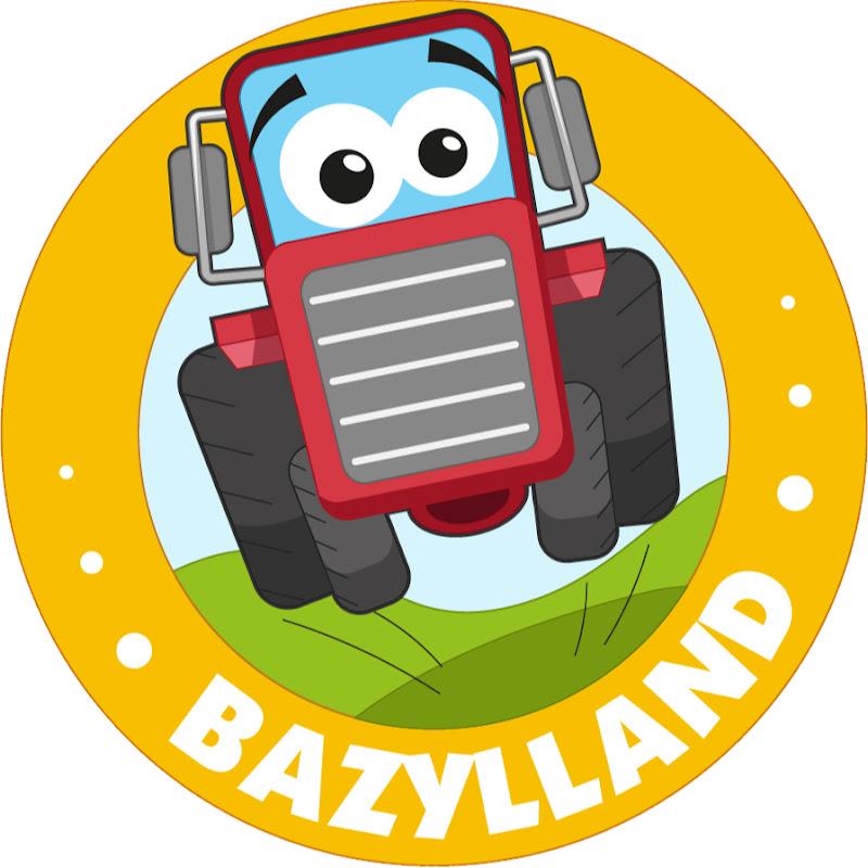 Bazylland Kids - Tractors & Excavators