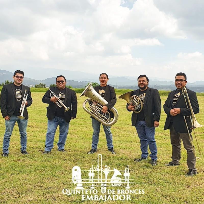 Quinteto de Bronces Embajador QBE