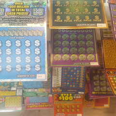 Scratch offs and Chill