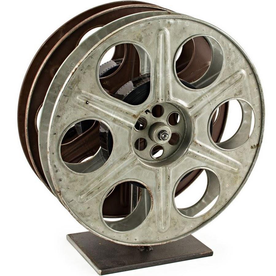 Катушка для кинопленки картинка