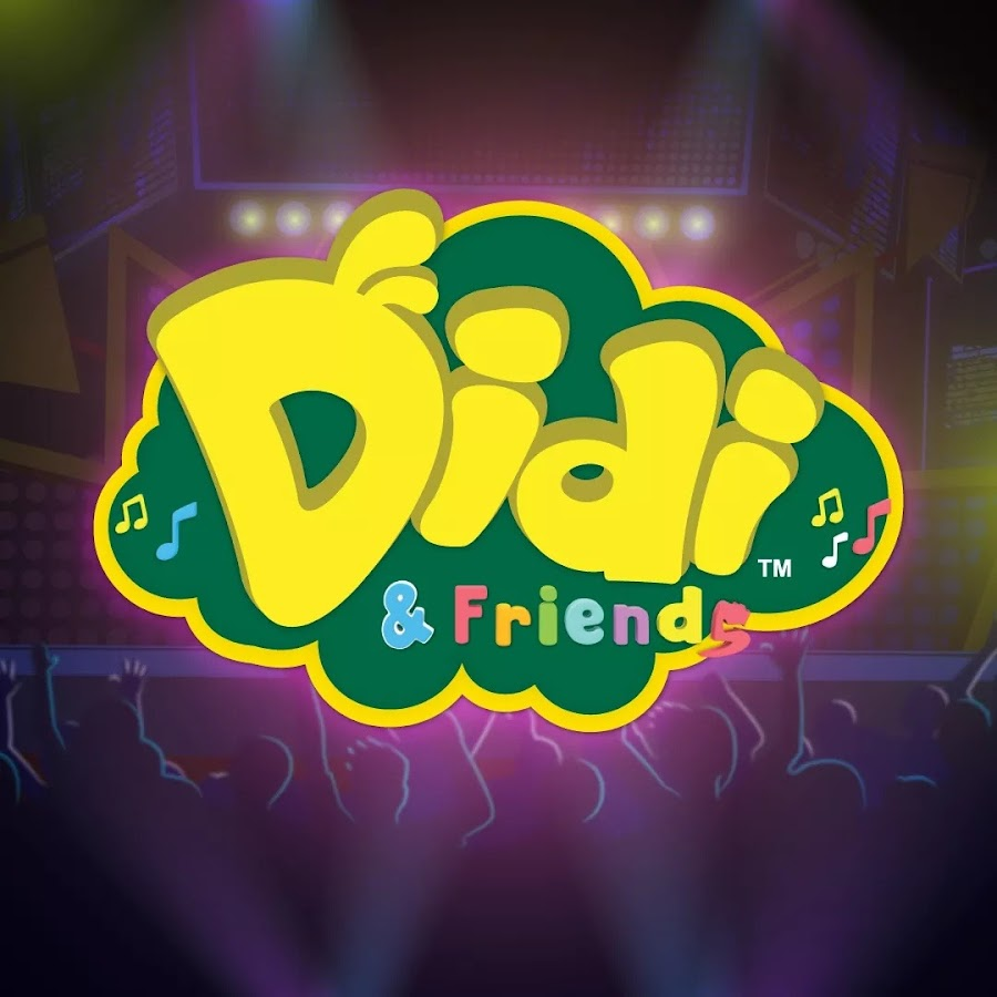 Didi Friends Lagu Kanak Kanak Youtube