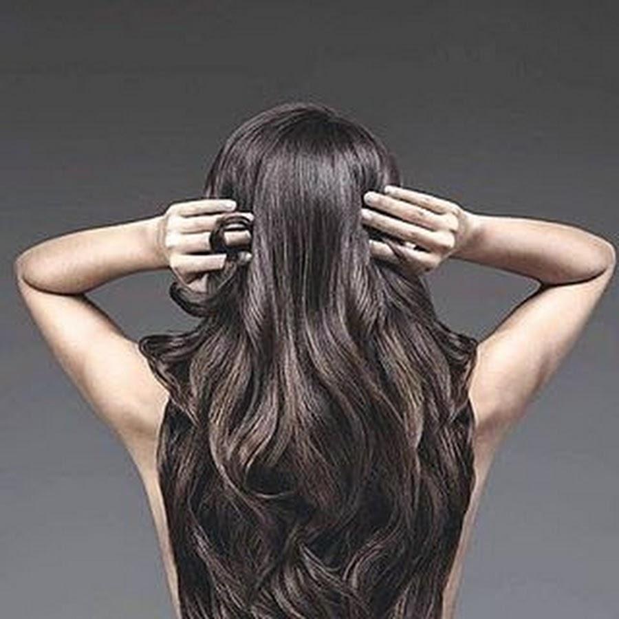 Картинка волос сзади