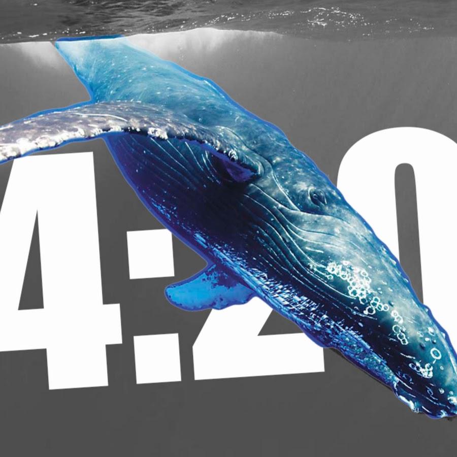 Картинка синий кит я в игре