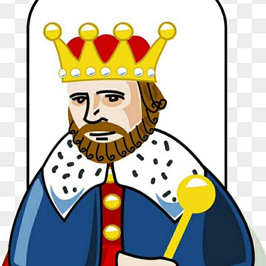 Царь сказочный картинка