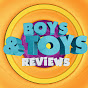 Boys & Toys Reviews - @jav818 - Youtube
