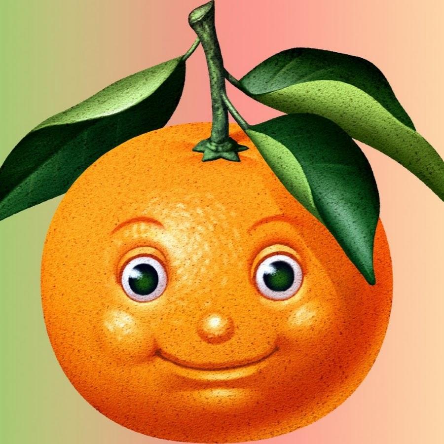 Апельсинчик картинки для стима