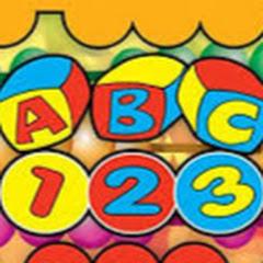ABC&123 Nursery Rhymes&Kids Songs