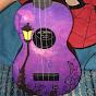 The ukulele Player (big-al2814)
