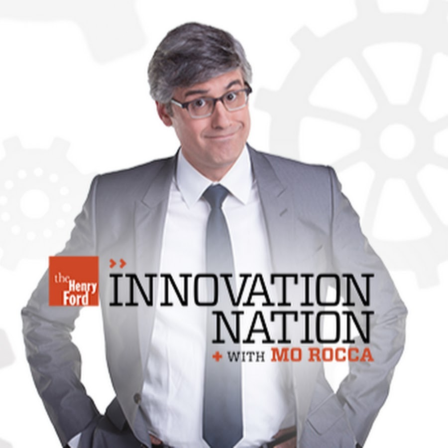 The Henry Ford's Innovation Nation with Mo Rocca - YouTube