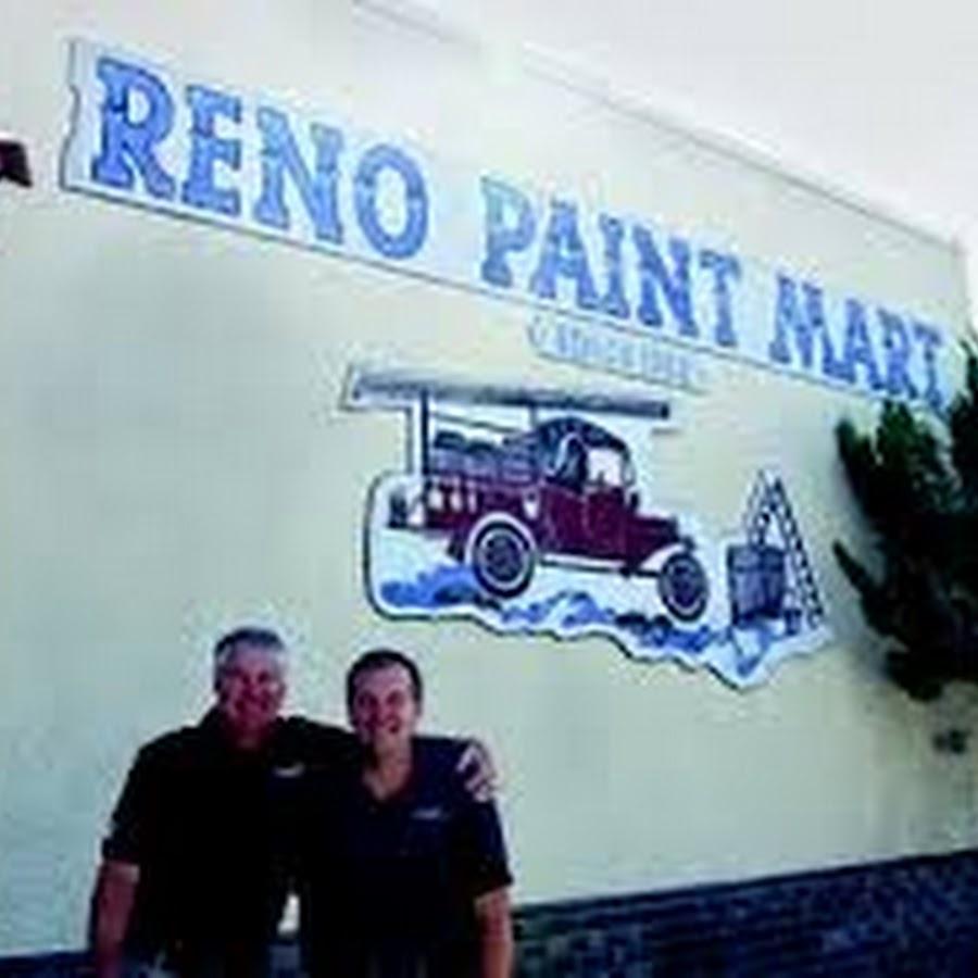 Reno Paint Mart >> Reno Paint Mart Youtube