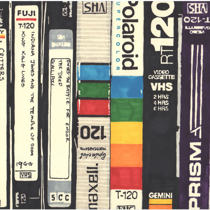 VHS Rocks