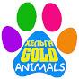 HELGA Gold Animals