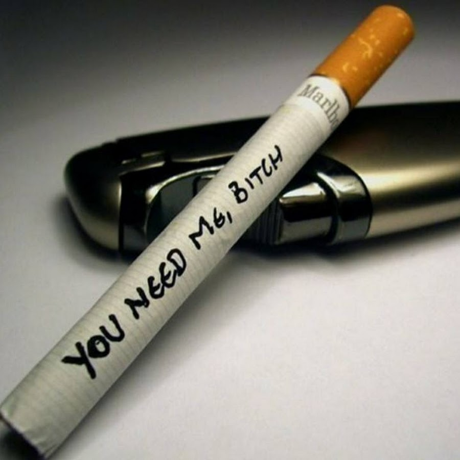 Рисунки, надписи на сигаретах в картинках