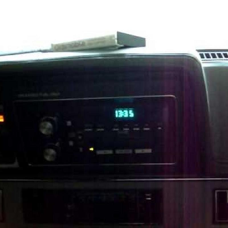 Oldsmobile Jingle on 1985 Cutlass Ciera OEM Sound System