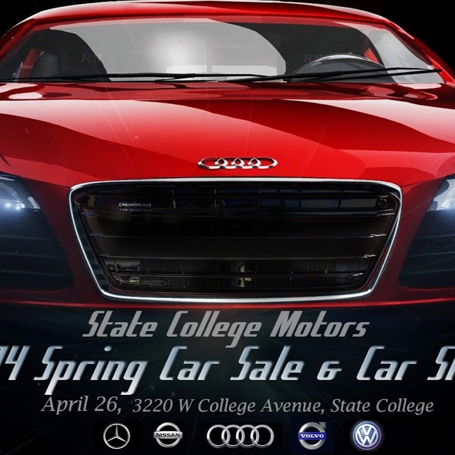 State College Motors >> State College Motors Youtube
