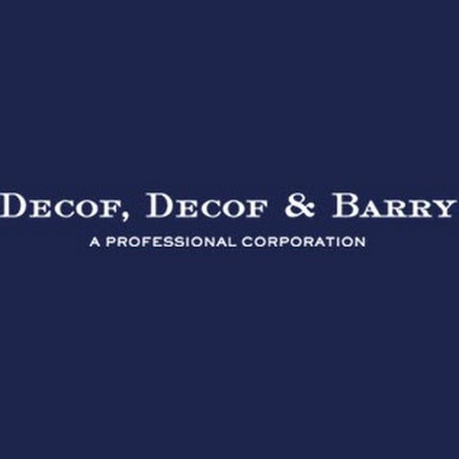 Decof, Decof & Barry logo