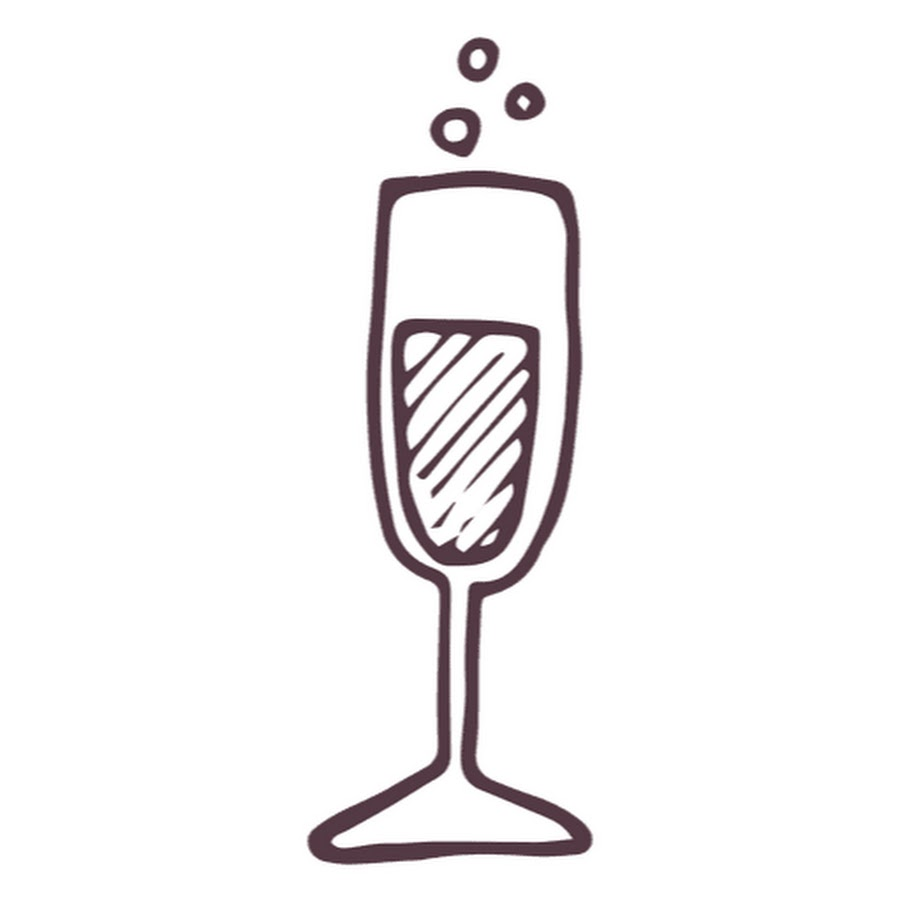champagne flute cartoon vector images 43 - 900×900