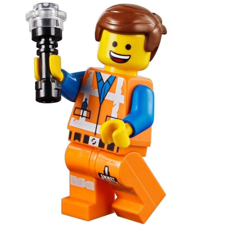 Emmet Legoman - YouTube