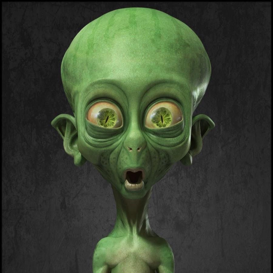 Инопланетянин смешной картинки