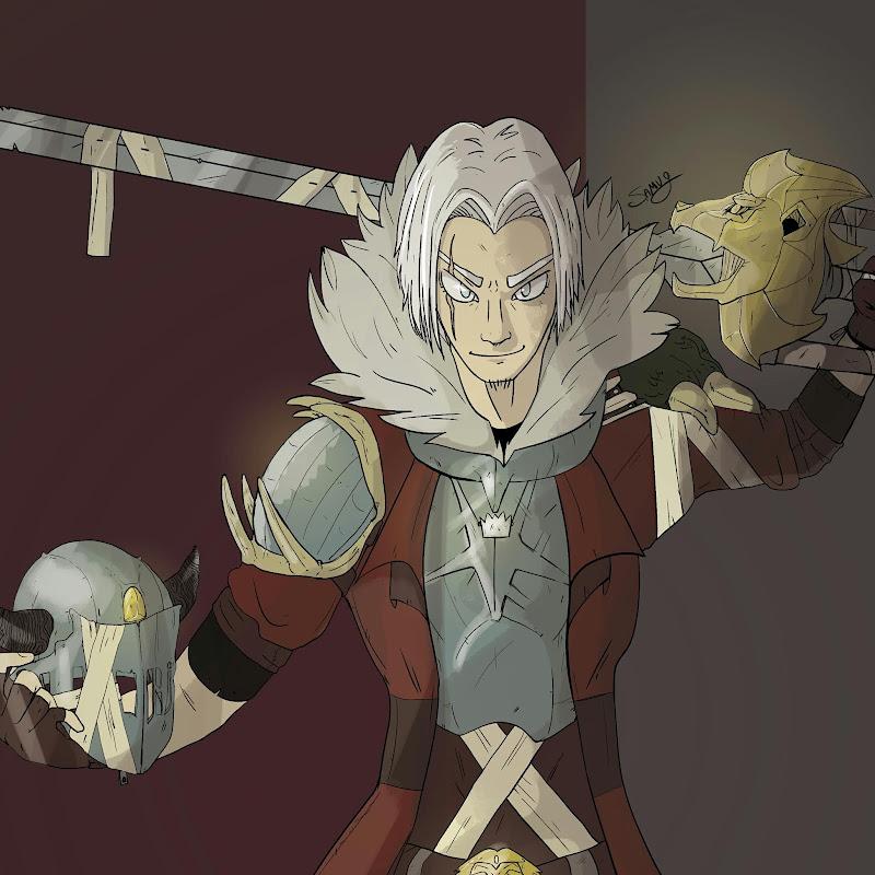 Alastor Red Knight