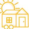 Sunny Tinyhouses