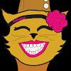 Kitty's Music Jazz Jive Swing Saxophone