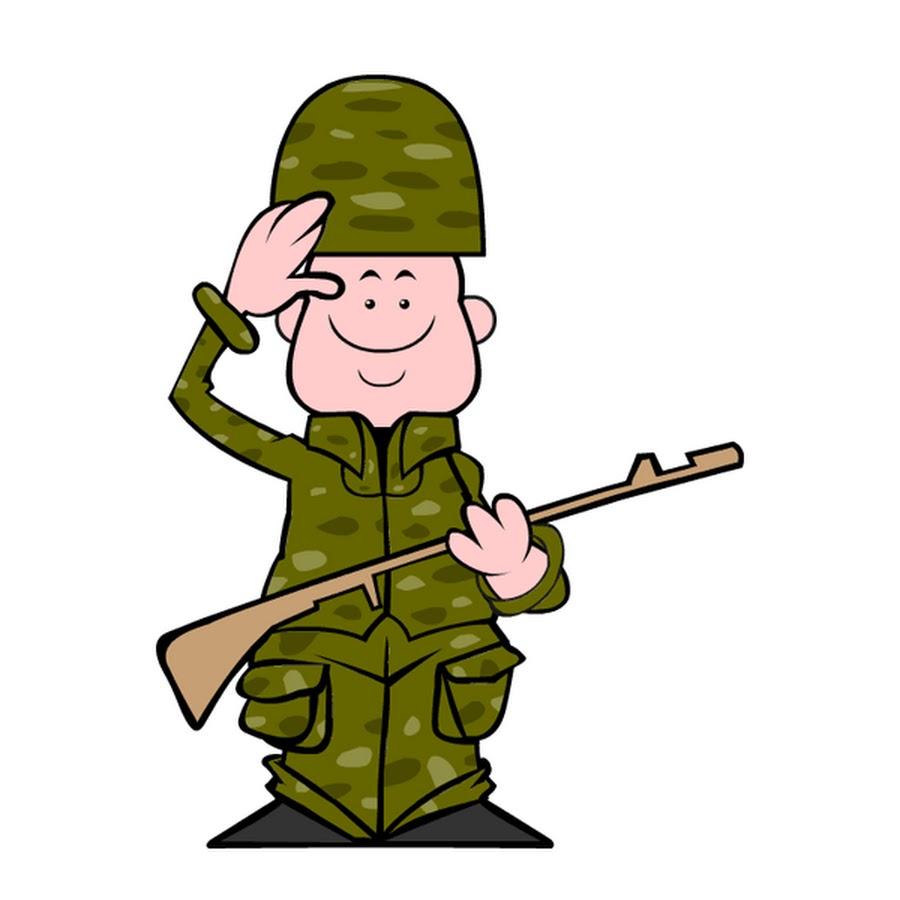 Прикольные солдаты рисунок, годовщиной любимый