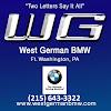 West German BMW