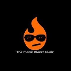 The Flame Blazer Dude