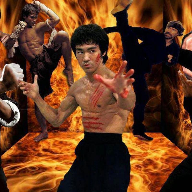 Baki The Grappler Ali Jr V S Shaolin Monk   FunnyDog TV