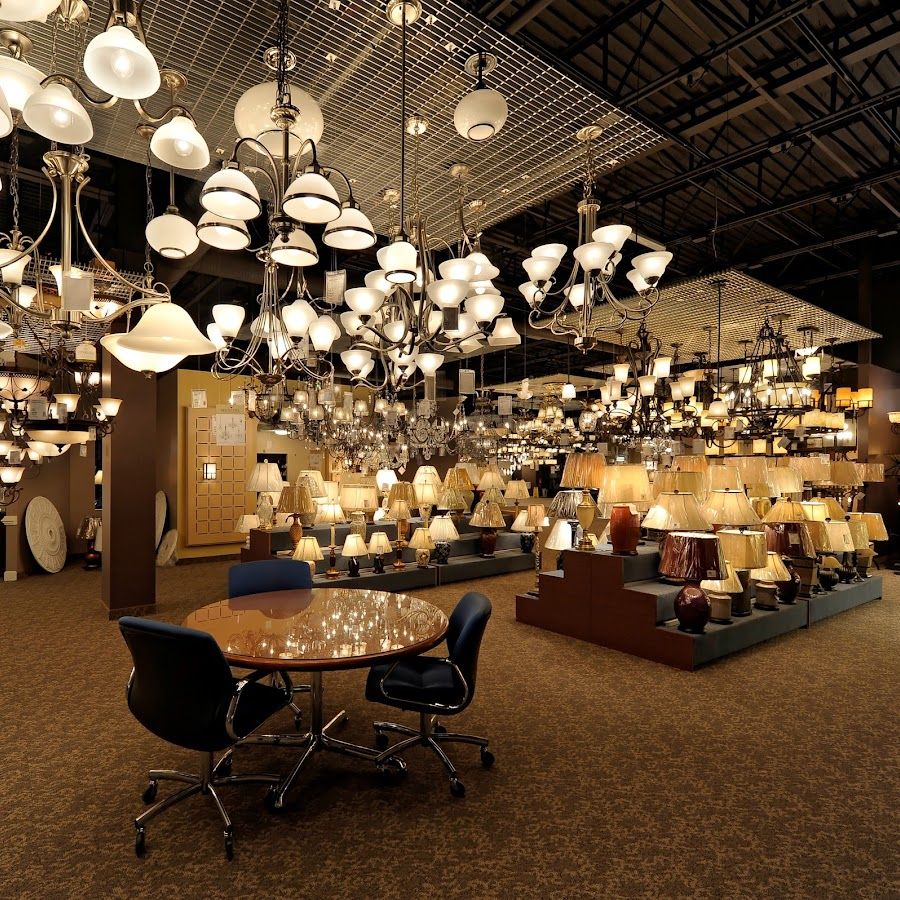 Dulles Electric Supply Lighting Showroom You