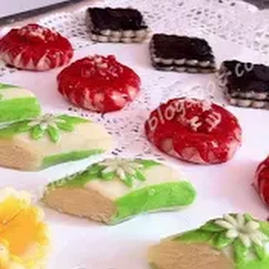 7bb3c1b71 حلويات أسماء asmae sweets - YouTube