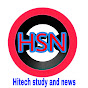 Hitech study and news