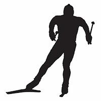 Skiing Vinnie