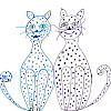 Two Lucky Cats Designs