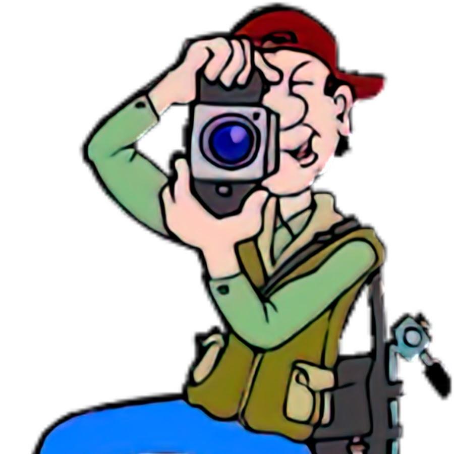 Картинка для детей фотограф на прозрачном фоне