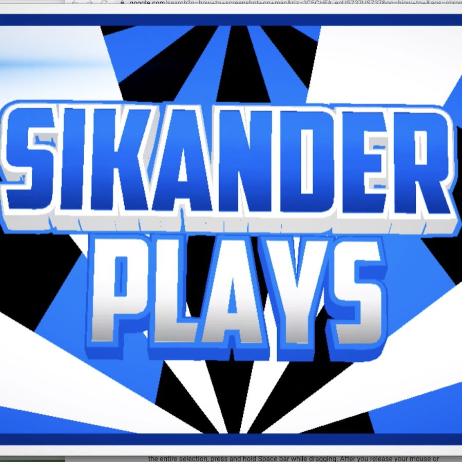 SikanderPlays - YouTube
