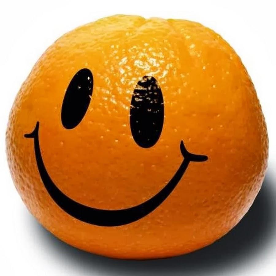 Хема малини, прикольные рисунки с апельсином