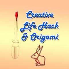 Creative Lifehack and Origami