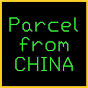 ParcelfromCHINA