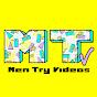 Men Try Videos