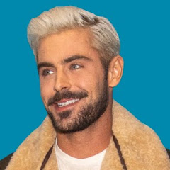 Zac Efron YouTube channel avatar