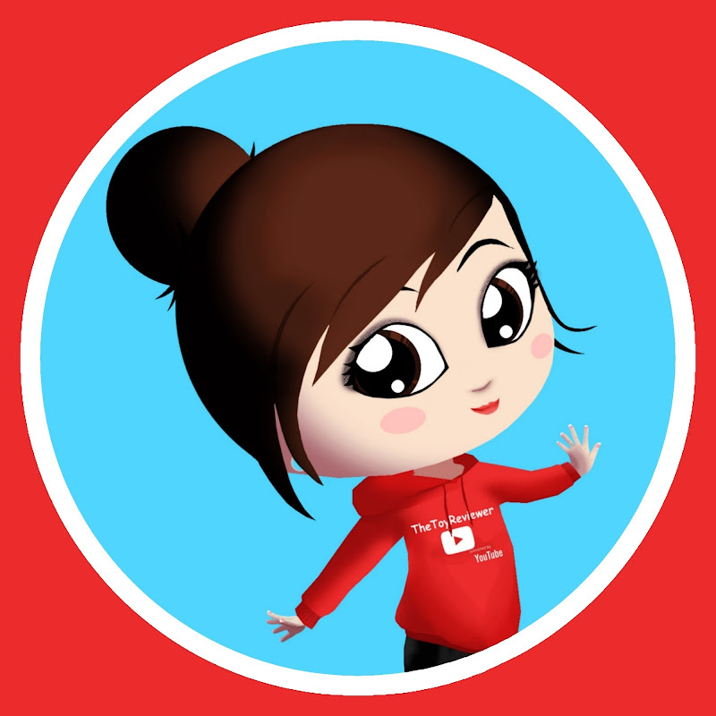 Brittany the Toy Reviewer logo