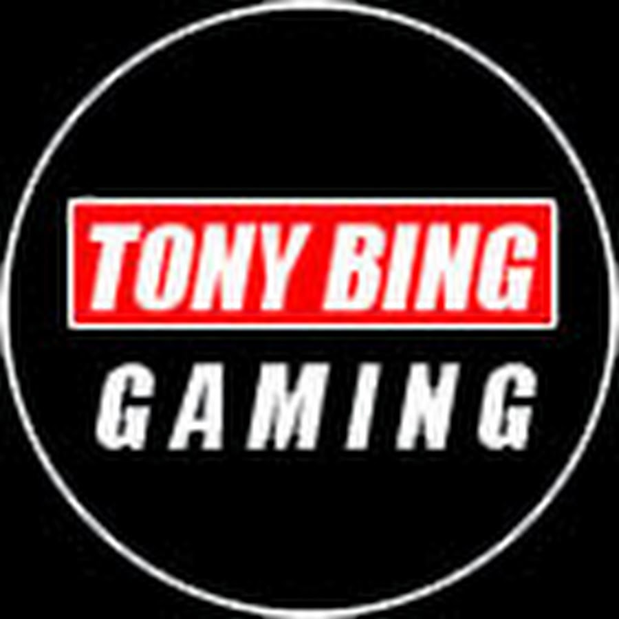 TonyBingGaming - YouTube