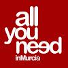 Allyouneed in Murcia