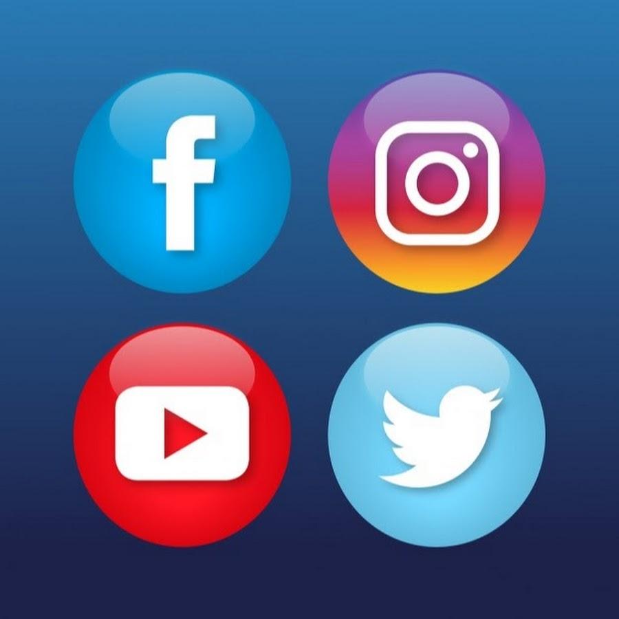 led sign social network - 626×626