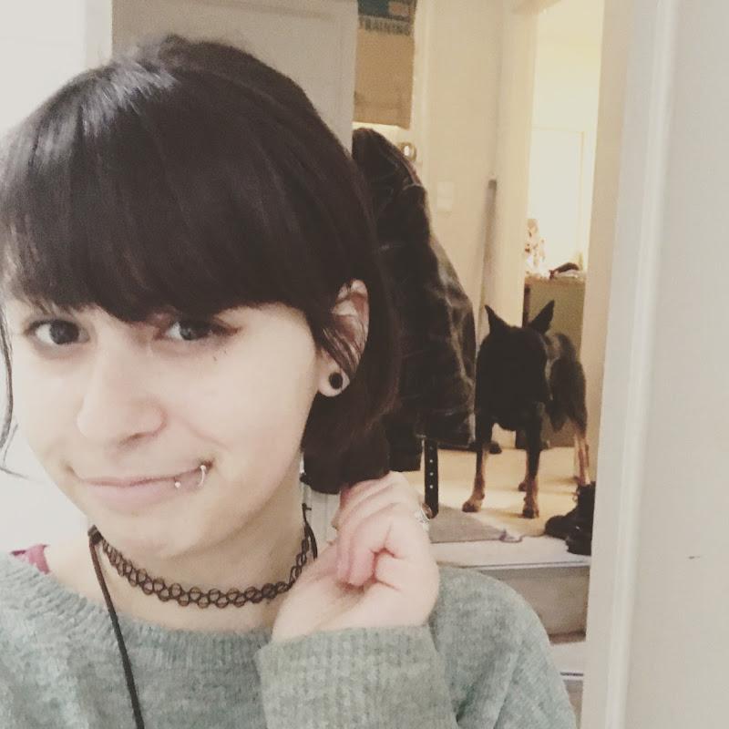 youtubeur Wilhemina GRANDCLAUDE